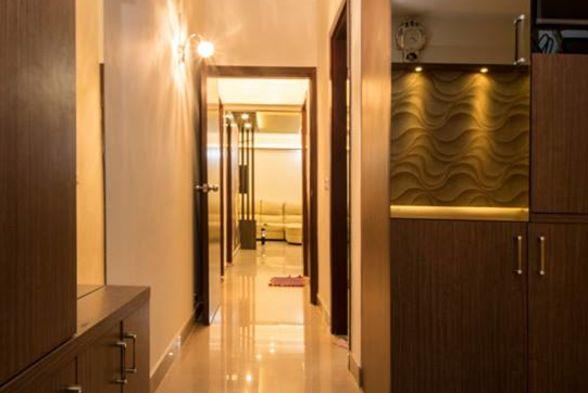 Corridor & Hallway Creative Axis Interior