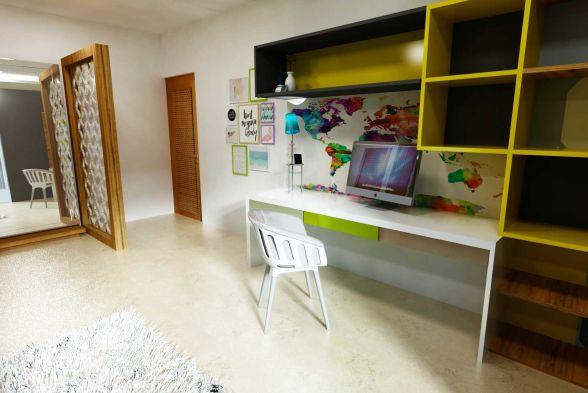 Study/Office Room DArc Designers