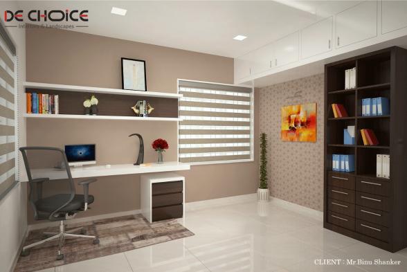Study/Office Room De Choice