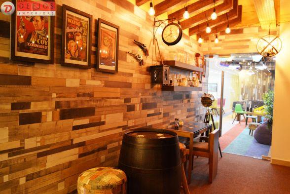 Bars & Clubs Deejos Interiors