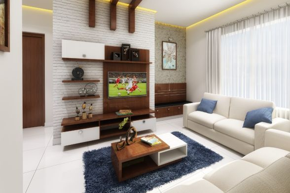 Living Room Delonz Interio