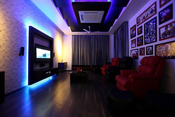 Home Theater Design Affairs