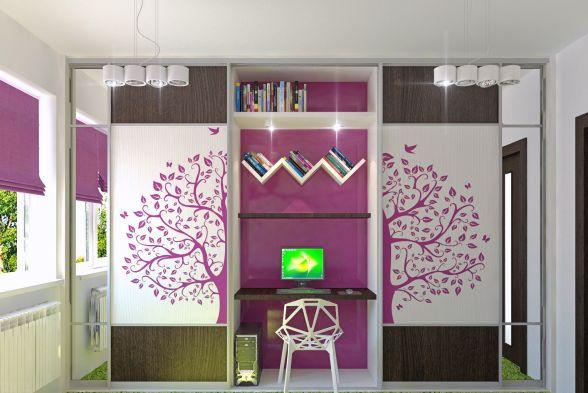 Study/Office Room Design Hut Interiors