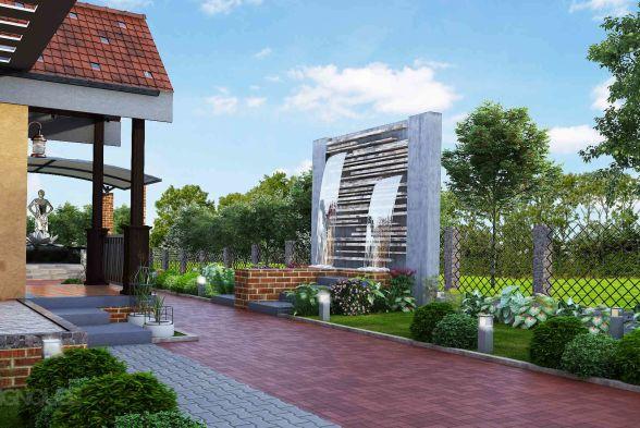 Garden Design Qube