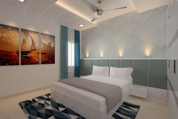Living Room Design Space