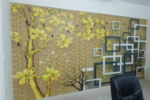 Corridor & Hallway Design Walls Walls
