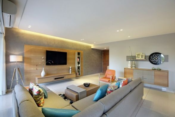 Living Room Designpack Bangalore