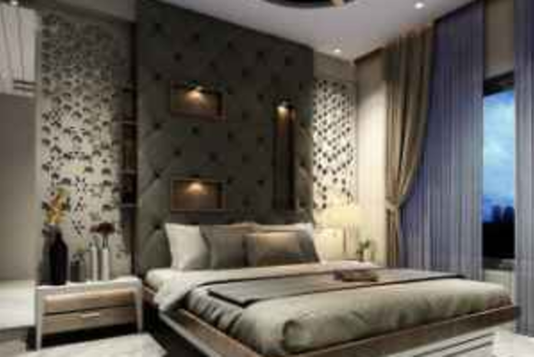 Bedroom Designscape Interior
