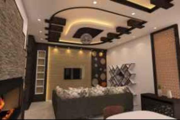 Living Room Dhananjay Vishwakarma