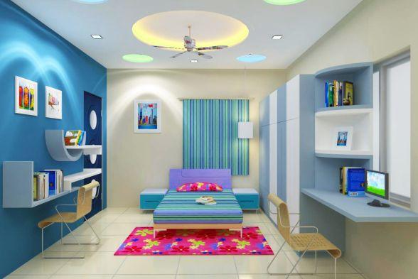 Nursery/Kid's room Digg Interiors