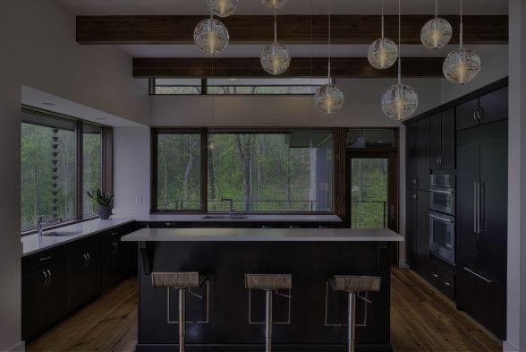 Kitchen DJ Interior
