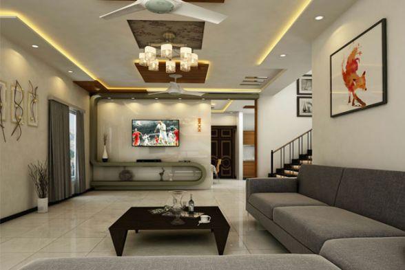Living Room Dreem Houses