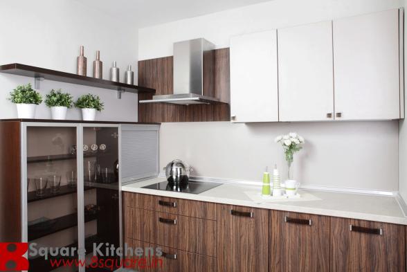 Kitchen EightSquare Interiors