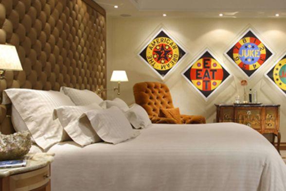 Bedroom FBM Interiors