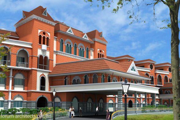 Hospitals Forum Architects