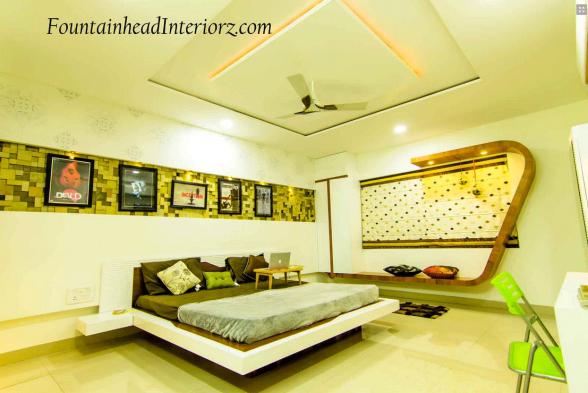 Bedroom Fountainhead Interiorz
