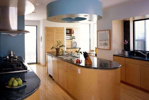 Kitchen Free Space Interiors