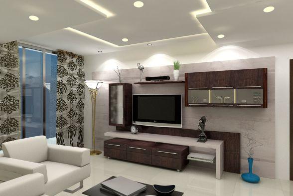 Living Room Fusion Interio