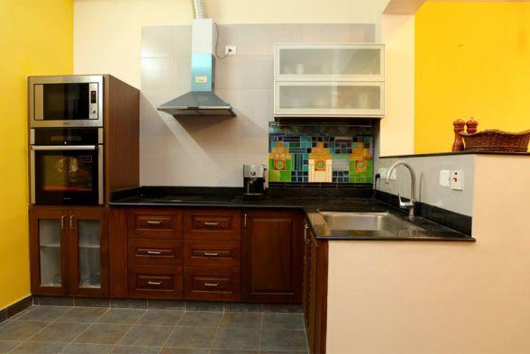 Kitchen Geekay Interiors