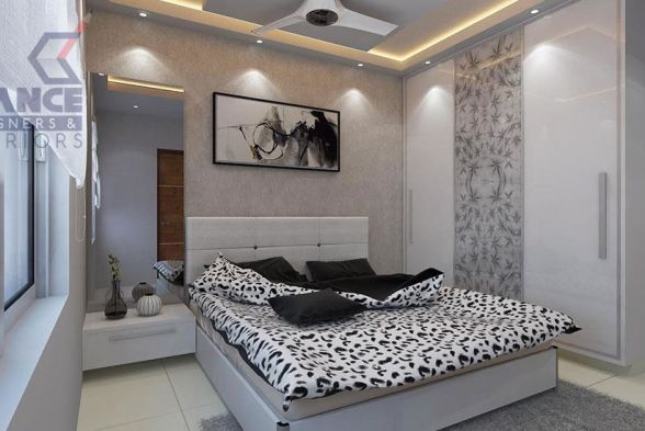 Bedroom Glance Designers and Interiors