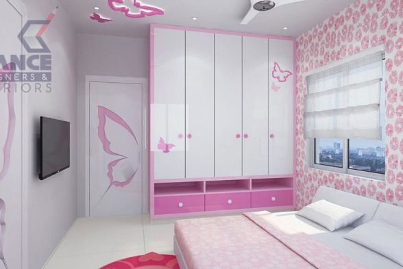 Nursery/Kid's room Glance Designers and Interiors