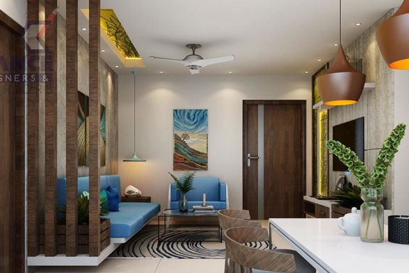 Living Room Glance Designers and Interiors