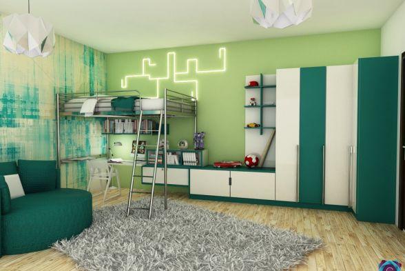 Study/Office Room Grafity Interiors