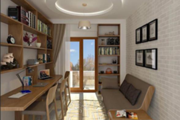 Study/Office Room Green Belle Development Services