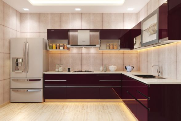 Kitchen Greenfort Interiors