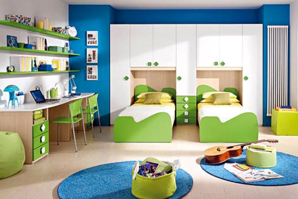 Nursery/Kid's room Greenfort Interiors