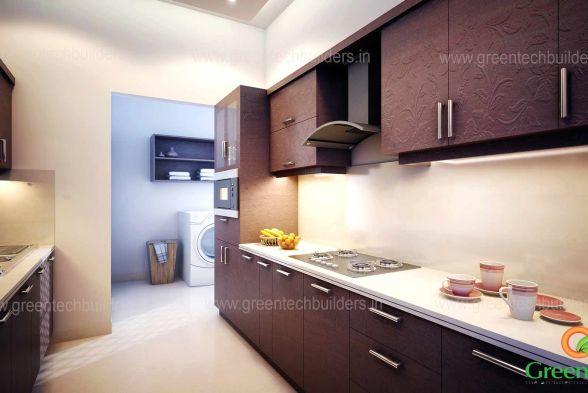 Kitchen Greentech Interiors