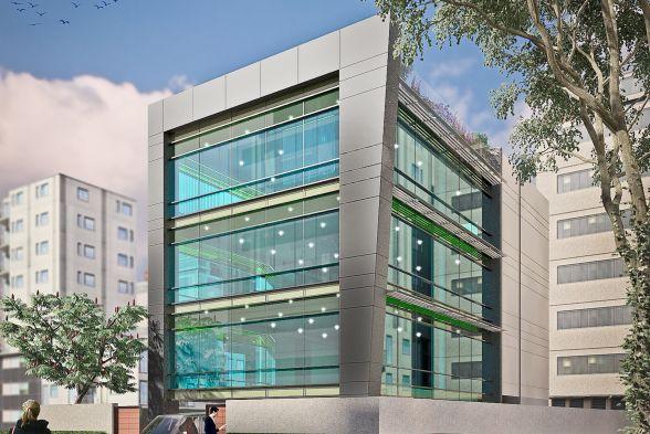 Office Buildings Haris Group