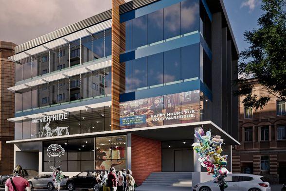Shopping Centres Haris Group
