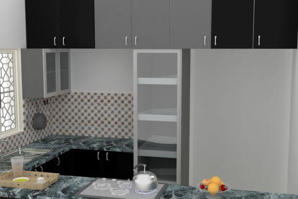 Kitchen Heijith Interiors