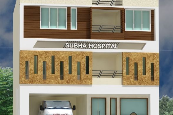 Hospitals HMT Architects