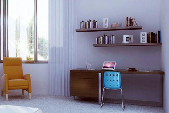 Study/Office Room Home Decor
