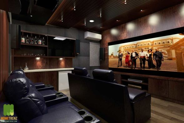 Home Theater Home Trenz