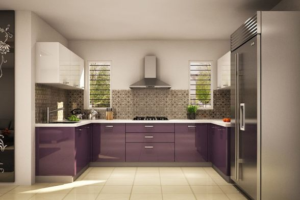 Kitchen HomeLane Interiors