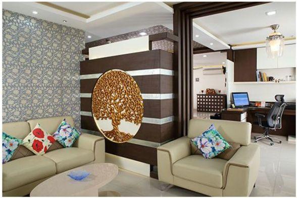 Living Room Honeybee Interiors
