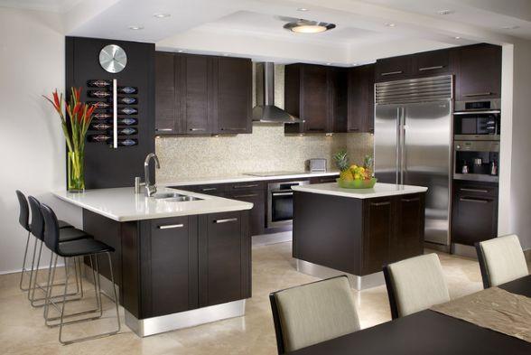 Kitchen I three Interiors