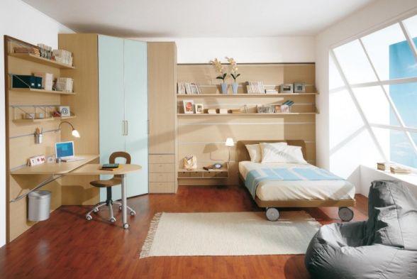 Nursery/Kid's room I three Interiors