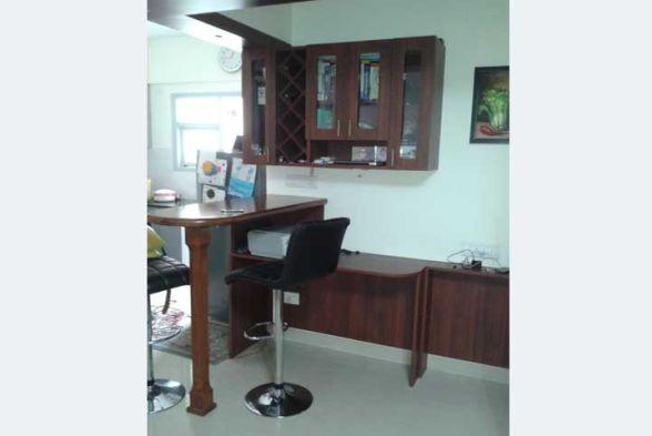 Study/Office Room Icon Interiors Designers and Decorators