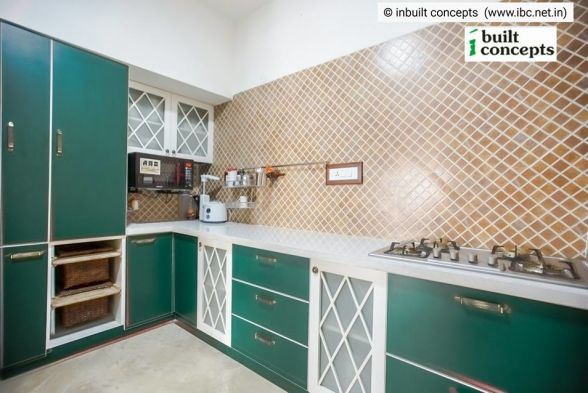 Kitchen In Built concepts