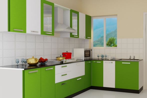 Kitchen Indigo Interiors