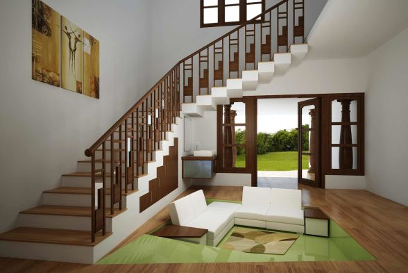 Staircase Inesh Designs