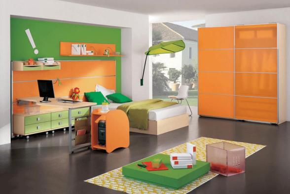 Nursery/Kid's room Inner Space
