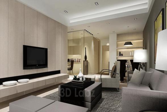Living Room Inner Space