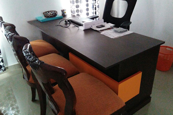 Study/Office Room Insidestory Bydesign LLP