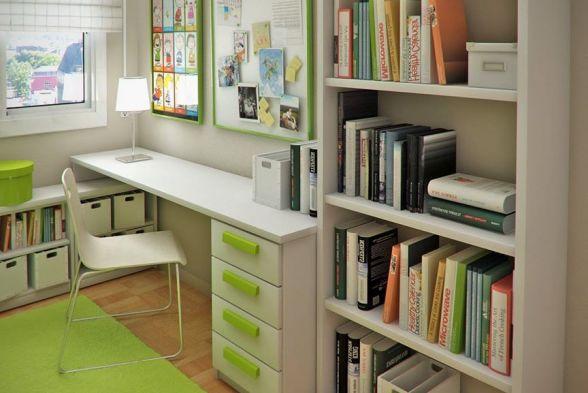 Study/Office Room Interazzo dot com