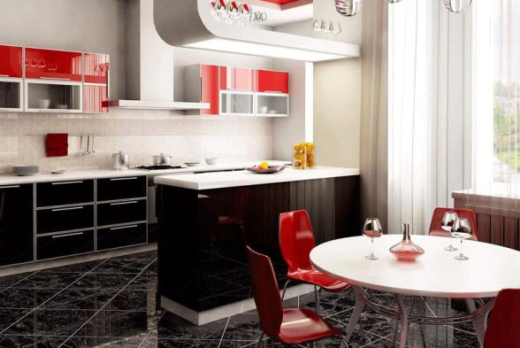 Kitchen ITrenddz Interiors